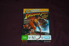 Indiana Jones DVD Adventure Game by Parker Brothers NEW & SEALED