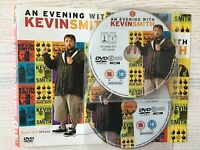 DVD COMEDY STANDUP - An Evening With Kevin Smith - INSERT & DISCS ONLY 2 Disc