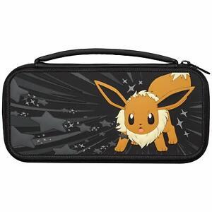 Nintendo Switch Eevee Greyscale Travel Case