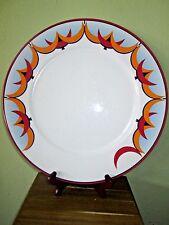 """Villeroy& Boch ADAM D TIHANY No 4 Pattern 12"""" Porcelain Chop Plate / Platter"""