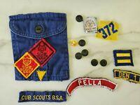 Vintage Lot of 14 Boy Scout Memorabilia