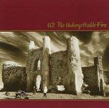 U2 - The Unforgettable Fire - U2 CD A4VG The Cheap Fast Free Post The Cheap Fast