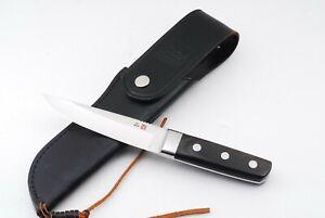 Al mar Carving Knife External leather sheath