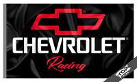 Chevrolet Flag Banner 3x5 ft Racing Corvette Camaro Impala LT 1500