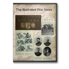 The Illustrated War News World War 1 WWI Magazine Collection on CD - B545