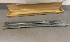 Pair Extendable  Rackmount Rails  680-830mm