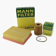 MANN-FILTERAir Oil FiltersRAPKIT046 fits BMW 3 Series E46 328i 323i 320i