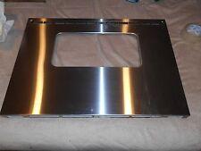 Stove oven door stainless steel panel # 316079300   from Frigidaire FEF389WFCJ