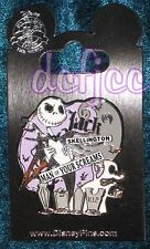 Disney Nightmare Before Christmas Jack Skellington Pin NEW!