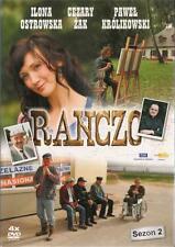 Ranczo - Sezon 2 (DVD 4 disc) Serial TV 2007  POLISH POLSKI