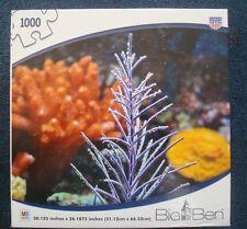 jigsaw puzzle 1000 pc BIG BEN coral reef ocean scene © 2012