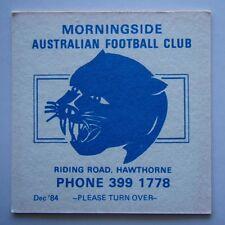 Morningside Australian Football Club Jim Rose Automatics Bulimba 3955474 Coaster