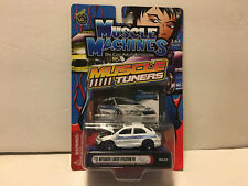 Muscle Machines  Import Tuners 01 Mitsubishi Lancer Evo VII  T04 -09   1/64 Rare