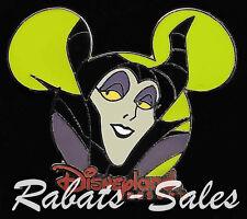 Sleeping Beauty's Maleficent Cast Member Le2000 - Disneyland/Dca Pin New On Card