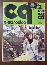 R26> CQ Elettronica Edizioni CD Bologna n.2 febbraio 1977