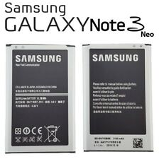 Batterie d'origine Samsung EB-BN750BBE Pile Batteri Galaxy Note 3 NEO (SM-N7505)