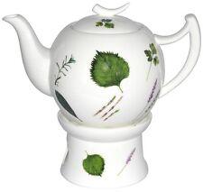 Teekanne Porzellan Mit Stövchen mikrowellengeeignete teekannen mit doppelten stövchen aus porzellan