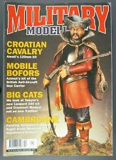Military Modelling Magazine Volume 30 No. 12 October 2000  Pre Owned!