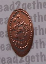 Disneyland Elongated/Pressed Penny Mickey Soccer Retired