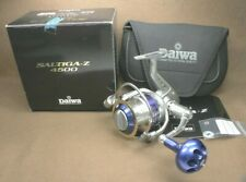 Daiwa SALTIGA-Z 4500 Spinning Reel  made in JAPAN