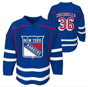 NHL Youth New York Rangers Jersey Zuccarello #36 XL (16-18) NEW