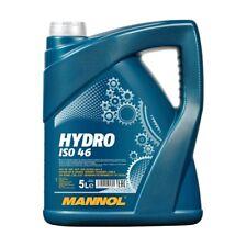 5 (1x5) Liter MANNOL Hydro ISO HLP 46 Hydrauliköl VDMA 24318 DIN 51524/2