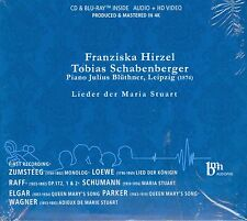 LIEDER DER MARIA STUART - F. HIRZEL ,T. SCHABENBERGER / CD AUDIO + BLU-RAY VIDEO