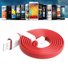 Universal Micro USB 2.0 Data Cable Sync Charger Charging Flat Wire For OnePlus 1
