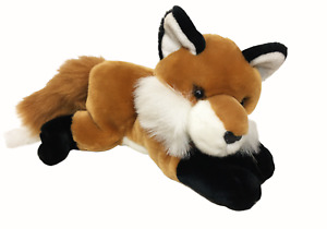 RARE Aurora Flopsies Pal Finley Fox Plush Stuffed Animal Toy w/ Tags 15in.