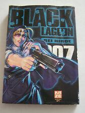MANGAS . BLACK LAGOON N° 7 .