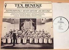 TEX Beneke & His Orchestra - 1946 (OTY, US/LP VG + +/M -)