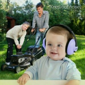 Adjustable Baby Earmuffs Infant Kids Hearing Protection Anti Noise Reduction New