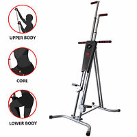 Exercise Stepper Vertical Climber Machine Cardio Workout Fitness Gym Equipment