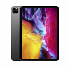 "Apple iPad Pro 11"" 2.Gen 2020 WiFi 4G Cellular 128GB FaceID Spacegrau LTE Lidar"