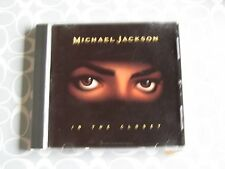 CD Single by Michael Jackson In The Closet Remix Teddy Riley New Jack Swing