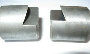 """Vintage Delta 6"""" Jointer Table Clamp Collars No. NJ-209"""