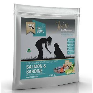 Meals for Mutts Gluten Free Salmon & Sardine Dry Dog Food - 2.5kg