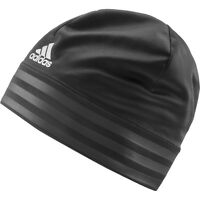Adidas Running Climalite Beanie Hat AA2128 Black (One Size Fits Most) Mens
