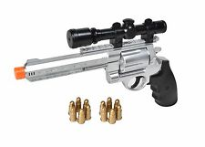 Maxx Action Toy Hunting Pistol with Scope and Working Electronic Lights and S...