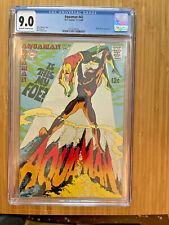 Aquaman #42 (1968) CGC 9.0 Black Manta app
