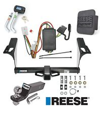 Reese Trailer Hitch For 10-19 Subaru Outback Wagon Except Sport Wiring Ball Lock