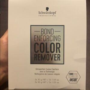 Schwarzkopf Bond enforcing color remover