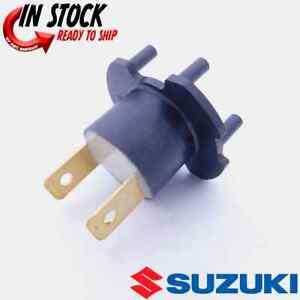 New Suzuki Headlight Bulb Adapter Assembly GSXR GSX Katana OEM 34175-33E50