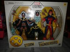 Marvel Legends X-men Series Storm and Thunderbird Toys- E2927