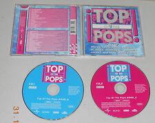 2 CD Top of the Pops 2002_2 39.Tracks Safri Duo Sylver Kate Ryan Sasha RMB  95