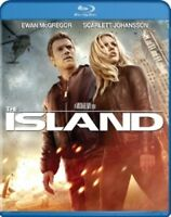 The Island [New Blu-ray] Ac-3/Dolby Digital, Dolby, Digital Theater Sy
