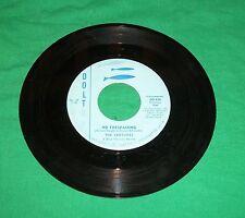 1960 45 RECORD ALBUM THE VENTURES NO TRESPASSING PERFIDIA VTG SURFER GUITAR ROCK