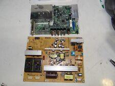 Sanyo Dp46848 TV Board Set - Main + Power - For Parts