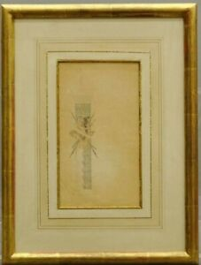 19th c. Jean Baptiste Louis Plantar (France c. 1790-1870) Architectural Drawing