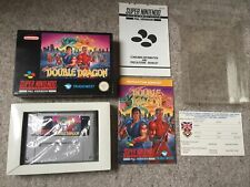 Snes ~ Super Double Dragon Mint ~ Super Nintendo